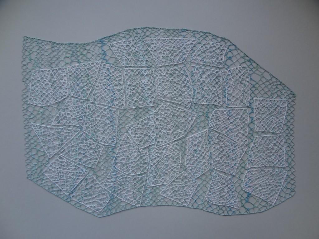 Eiswüste, Kat. A, Rosmarie Steuri, 1. Preis